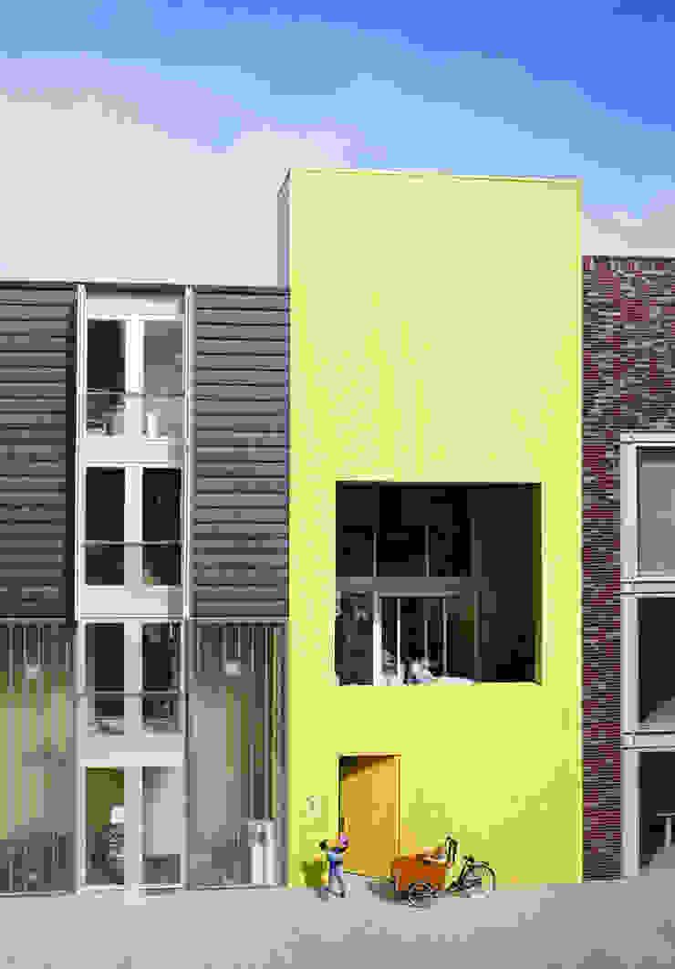 S-House Moderne huizen van VMX Architects Modern