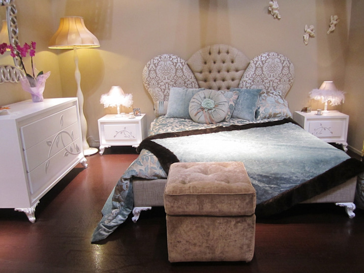 Classic style bedroom by BL mobili Classic
