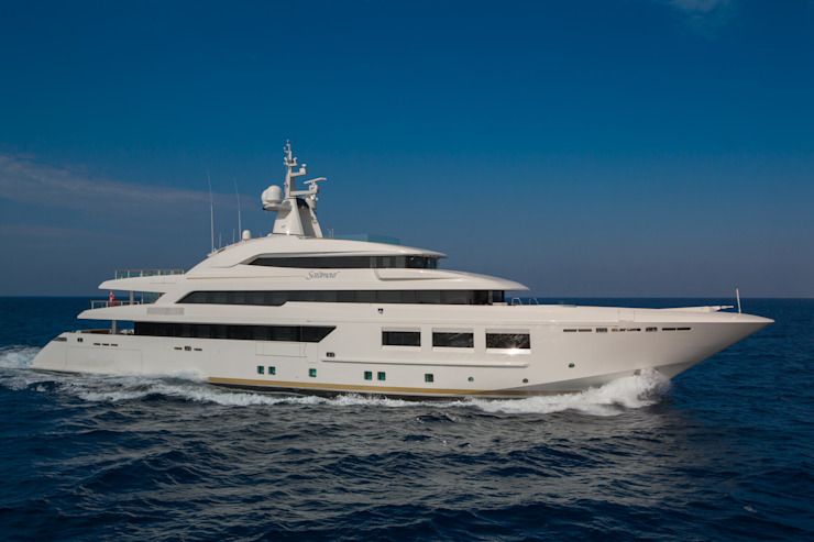 M/Y Saramour 根據 CRN SPA - YACHT YOUR WAY- 地中海風