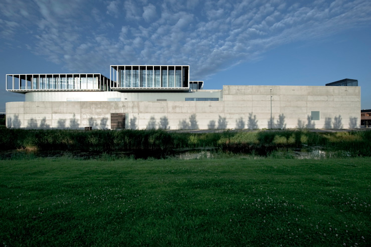 Scotch & Soda Offices and Company Hall Moderne kantoorgebouwen van Dam & Partners Architecten Modern
