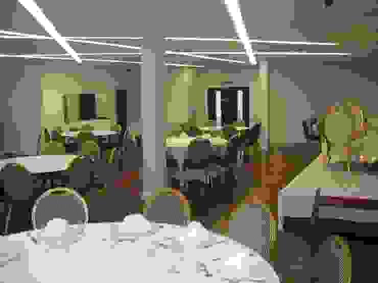 Sanam Restaurant & Banquet Hall by DK Architects