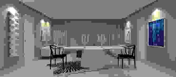 Beach Flat Modern dining room by Robson Martins Interior Design Modern