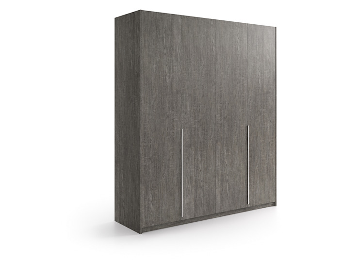 Armarios puertas batientes de Baixmoduls Moderno
