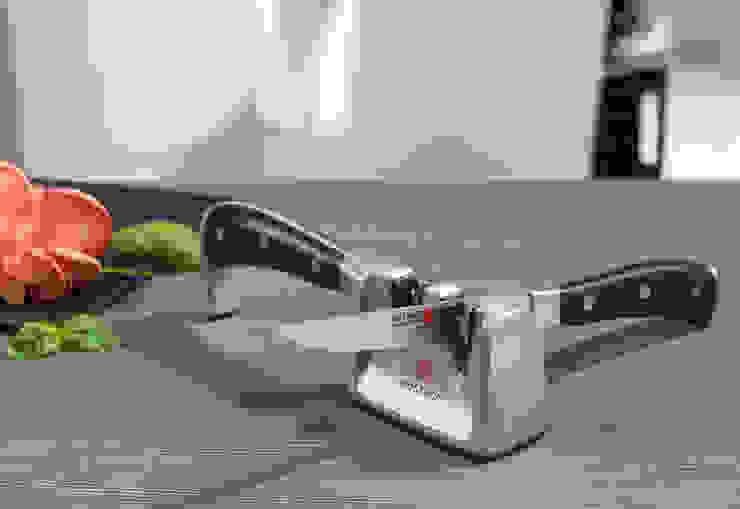 Innovativer Messerschärfer für Rechts- und Linkshänder: modern  von Wüsthof Dreizackwerk GmbH,Modern