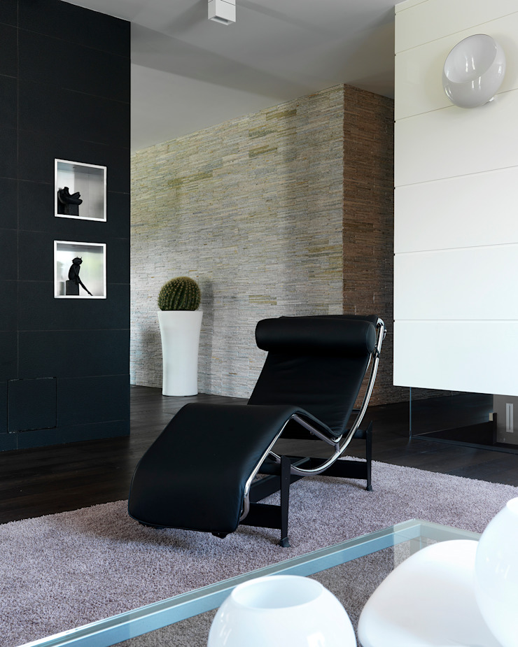 Studio d'Architettura MIRKO VARISCHI Modern living room