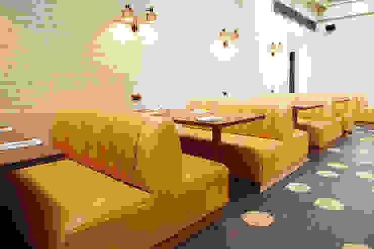 Hoxton Hotel, Holborn Modern gastronomy by Ennismore Modern