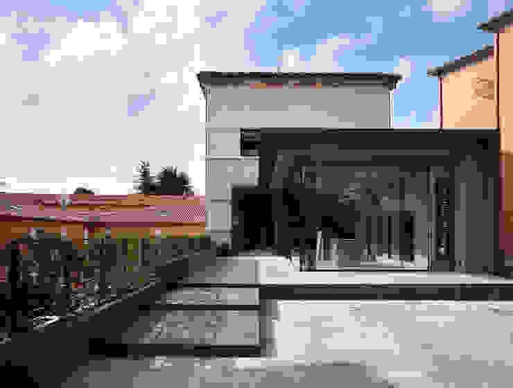 Parquet Diffusion Showroom corte interna BARTOLETTI CICOGNANI Negozi & Locali commerciali moderni