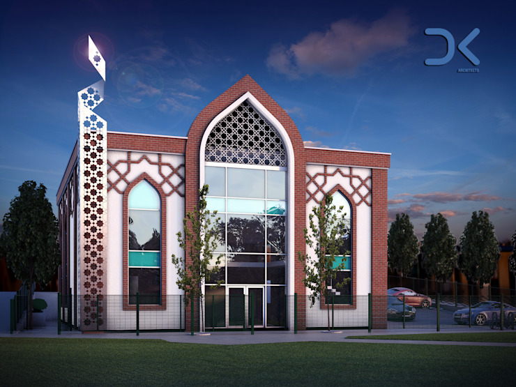 New Build Mosque Project by DK Architects