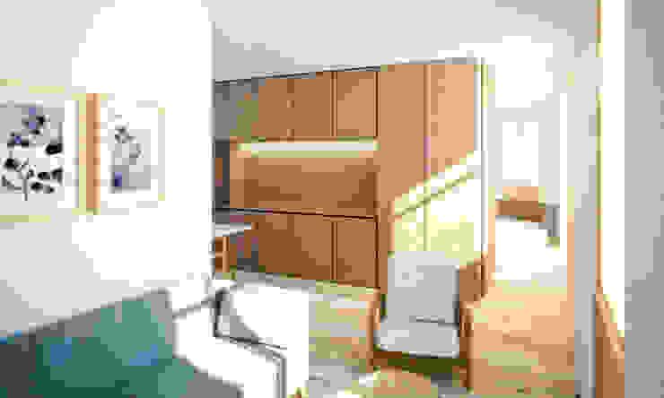 propuesta A Casas de *escribanorosique arquitectos