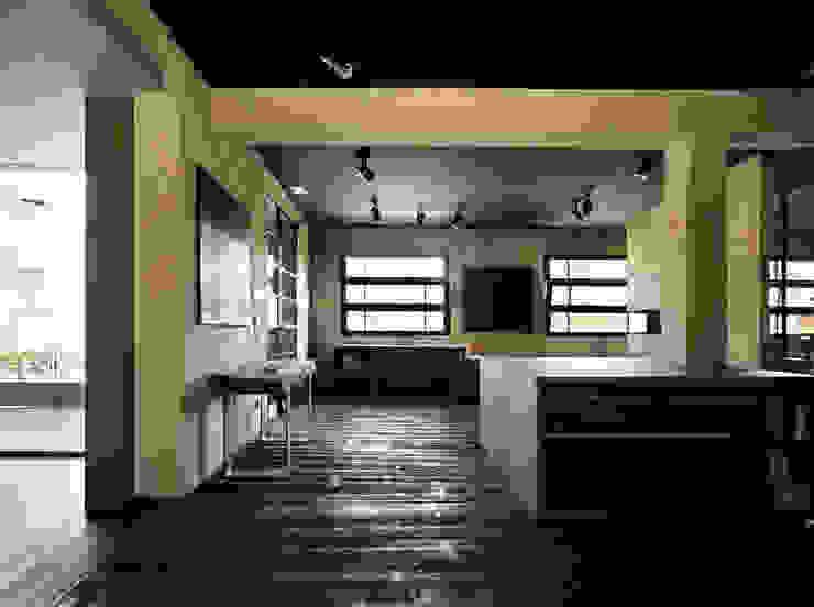 Parquet Diffusion Showroom interni BARTOLETTI CICOGNANI Negozi & Locali commerciali moderni