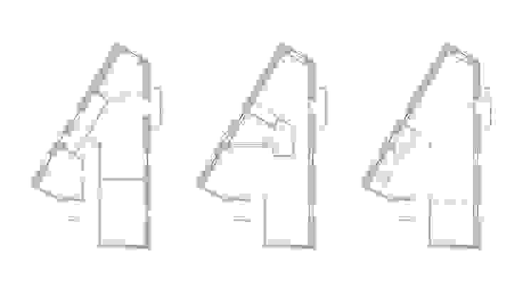 plantas Casas de *escribanorosique arquitectos