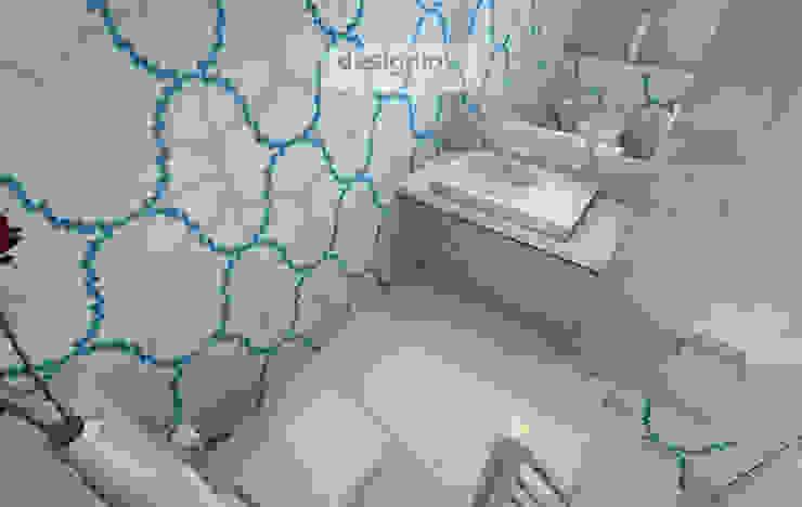 Banheiros campestres por Art of Bath Campestre