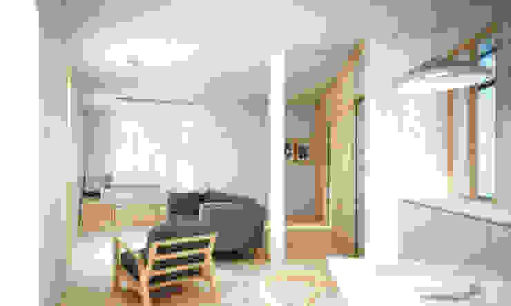 propuesta B Casas de *escribanorosique arquitectos