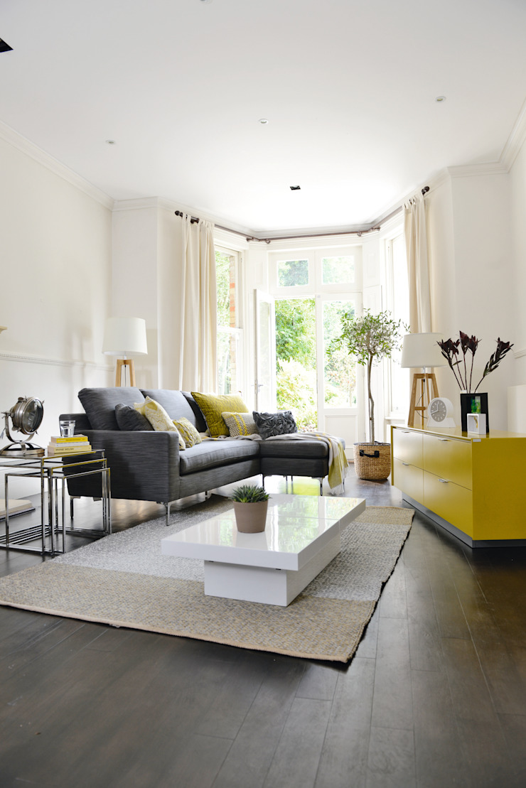 Lifestyle Living room by Dwell