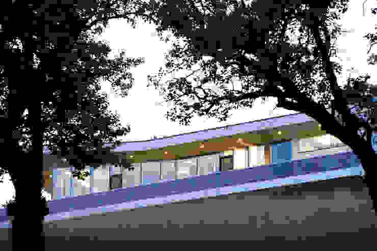 Südseite Moderne Häuser von Kaltenegger und Partner Architekten ZT GmbH Modern