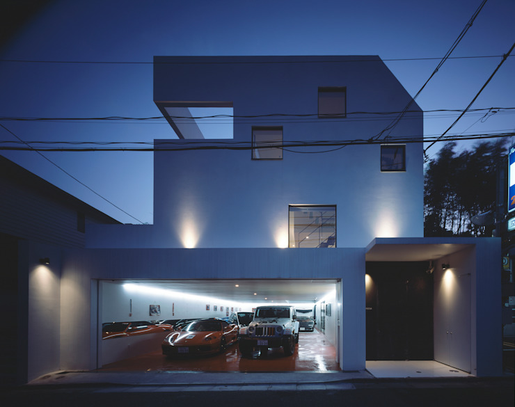 no.555 Modern houses