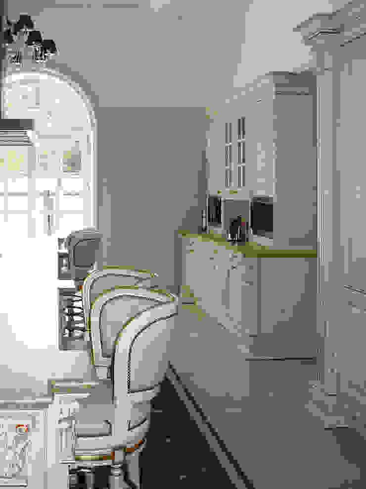 Luxury Design – Ville – Private Residence Cucina di DECORMARMI SRL