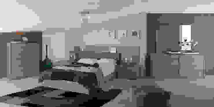 Futura Bedroom di Status Italy Moderno