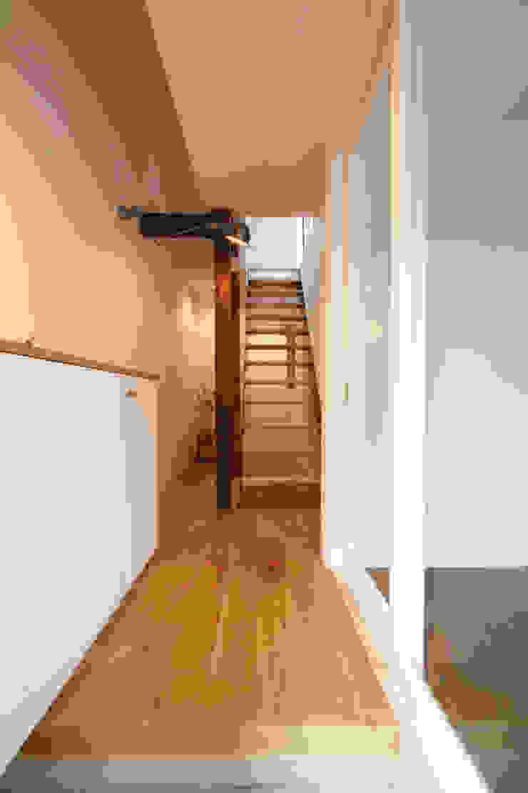 玄関から廊下 一級建築士事務所expo 日本家屋・アジアの家