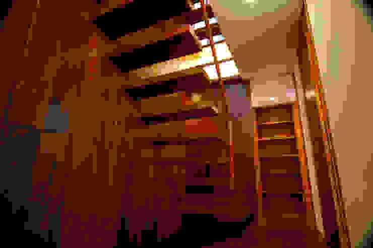 仲摩邦彦建築設計事務所 / Nakama Kunihiko Architects의  계단