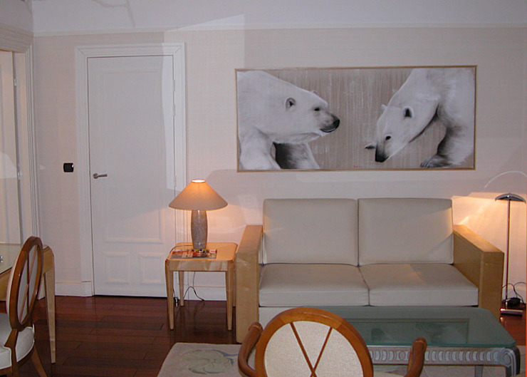 Hotels In-situ animal painting Thierry Bisch - Peintre animalier - Animal Painter Hoteles