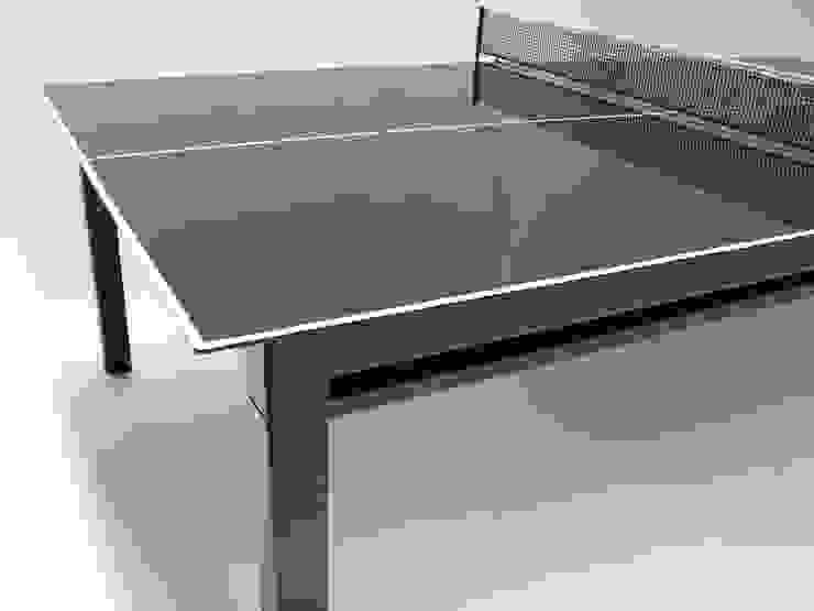 G4 Ping-Pong Table: modern  by Quantum Play, Modern