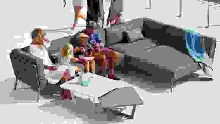 Sofa Conic de Alaire Moderno