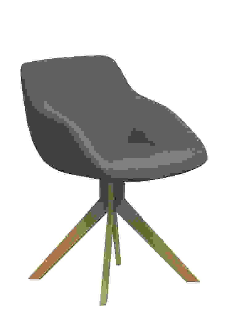 Palau conference chair Blue: modern  door Palau, Modern