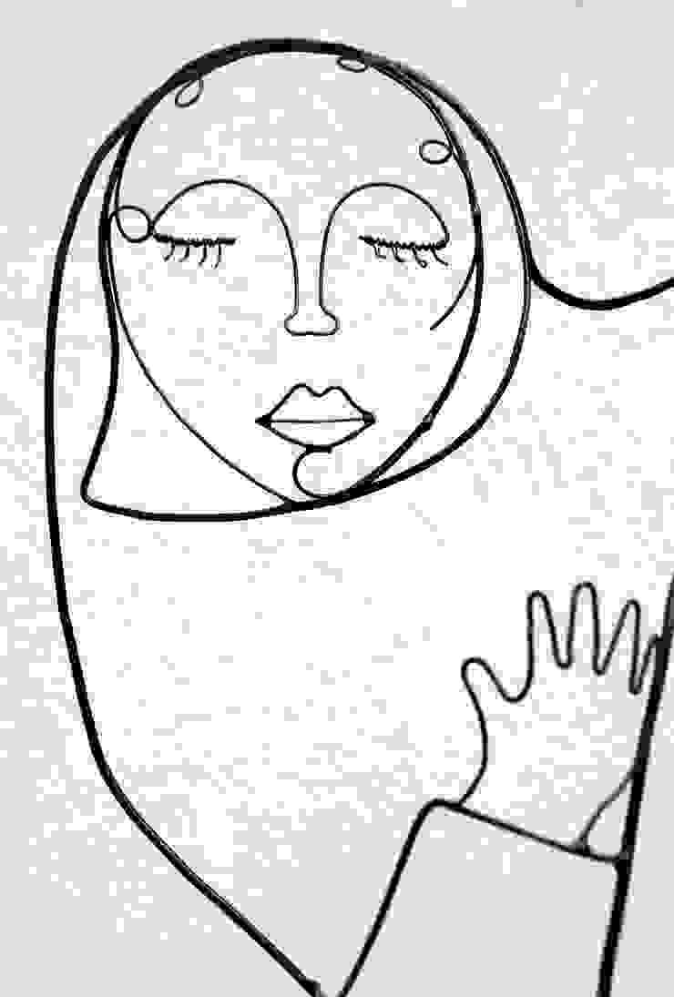 Tendre Enfance par , LoR Sculpteur Fildefériste Éclectique