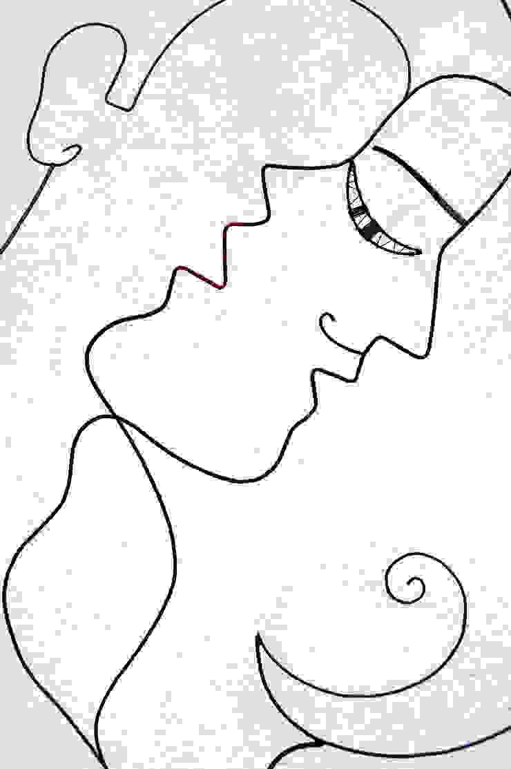 Qui de nous deux ? par , LoR Sculpteur Fildefériste