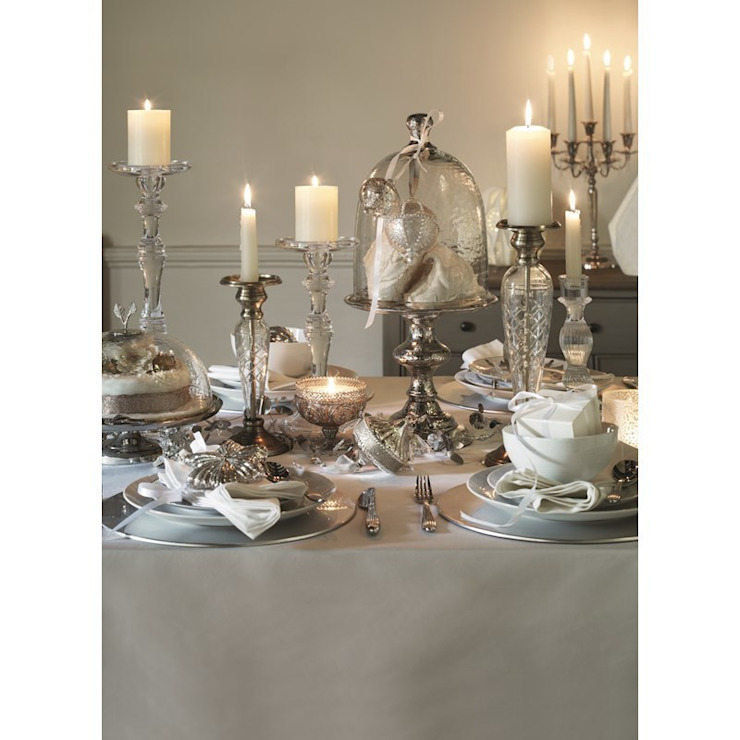 Christmas Lifestyle M&S Dining roomAccessories & decoration