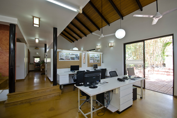 ENVIRON PLANNERS Study & office design ideas