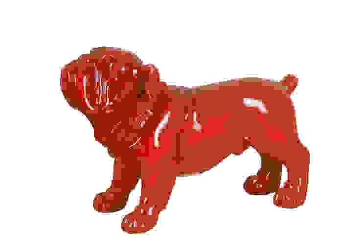Sculptures chiens par Ascento Moderne