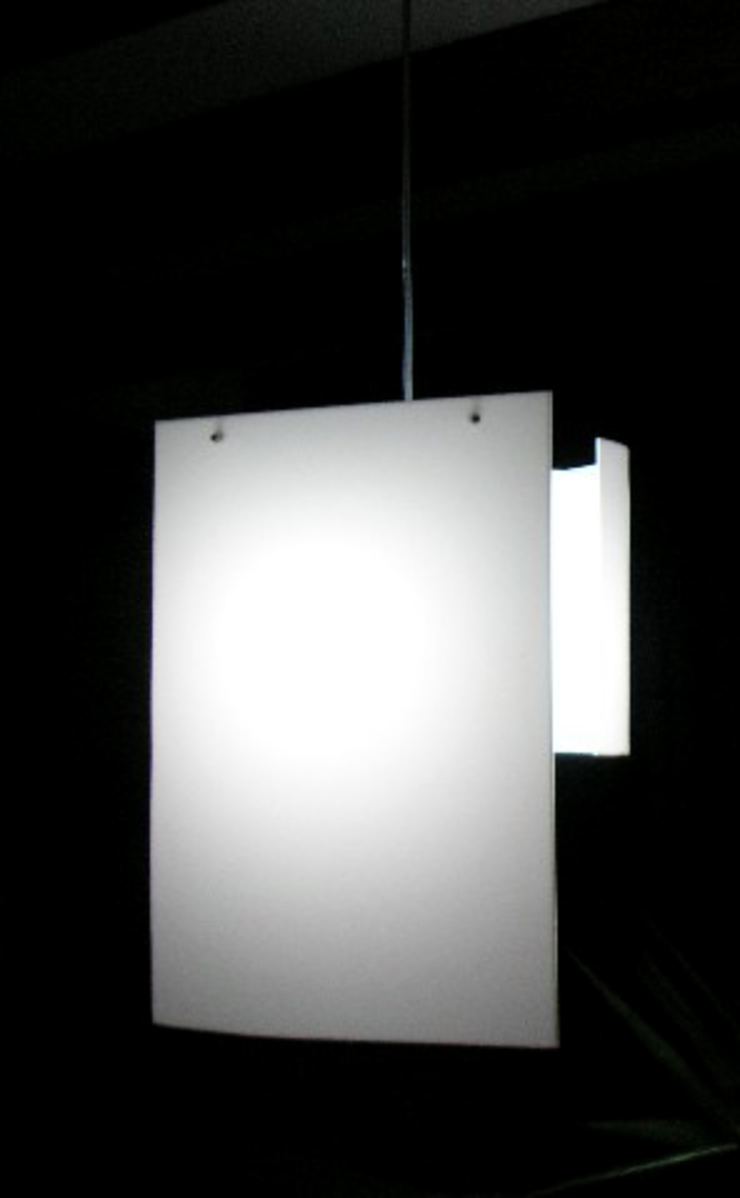 Lampe Novalight par Blanc Lezard Design Minimaliste