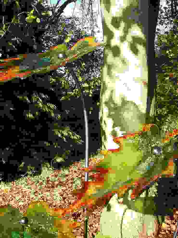 Autumn Leaves: modern  by Glass designs UK, Modern