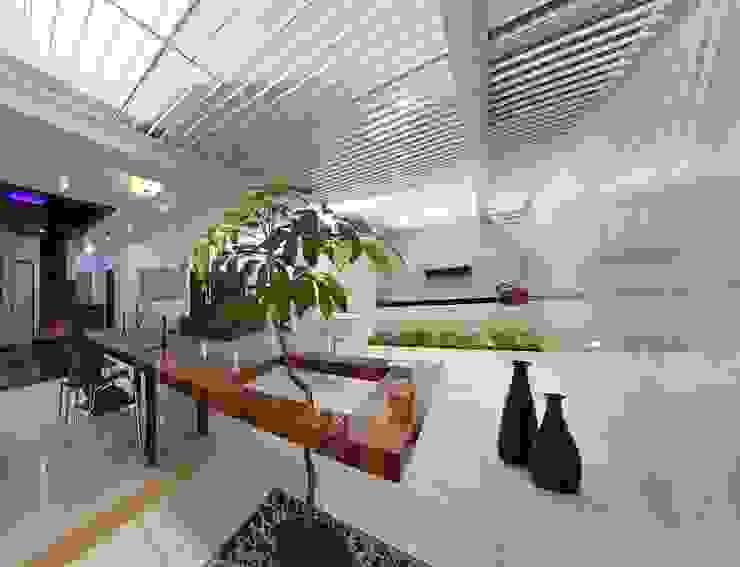 sheetal chayya residence: modern  by manoj bhandari architects,Modern