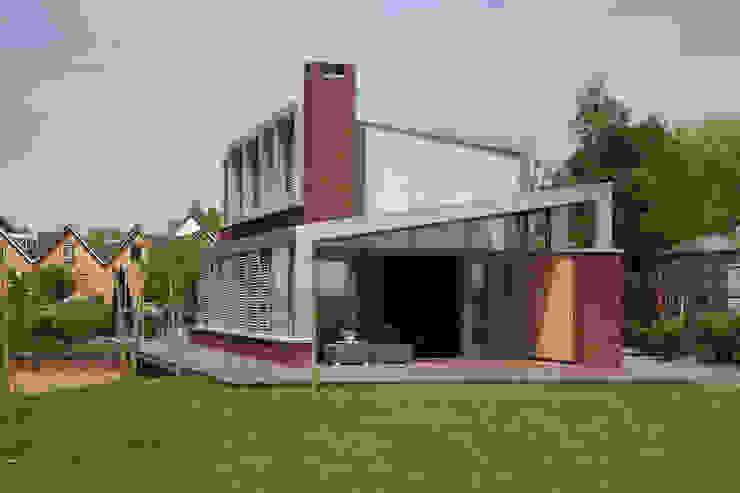 Case in stile  di Groeneweg Van der Meijden Architecten