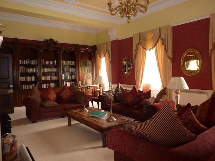 Rudby Hall Hotel: classic  by GW Architectural, Classic