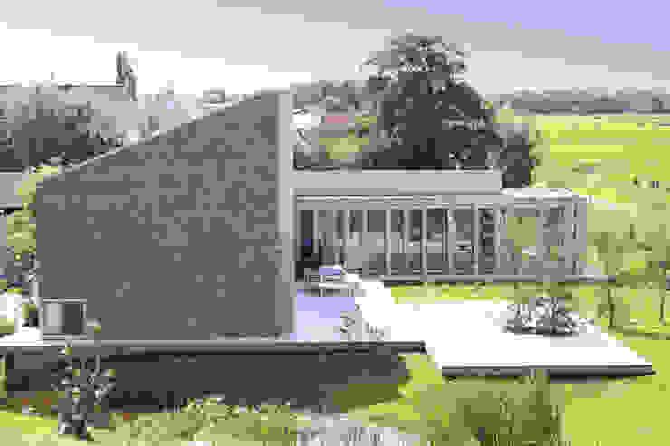Woonhuis Joosse Moderne huizen van Groeneweg Van der Meijden Architecten Modern