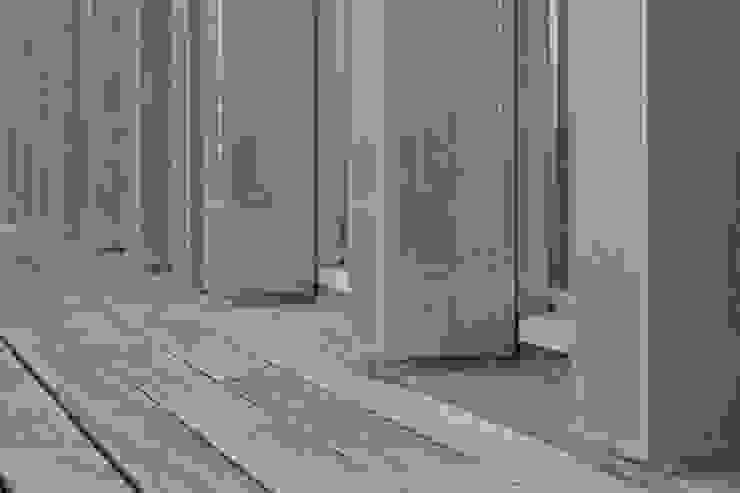 Woonhuis Joosse Moderne ramen & deuren van Groeneweg Van der Meijden Architecten Modern