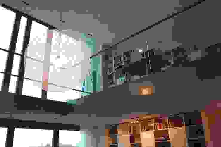 Woonhuis Joosse:  Woonkamer door Groeneweg Van der Meijden Architecten