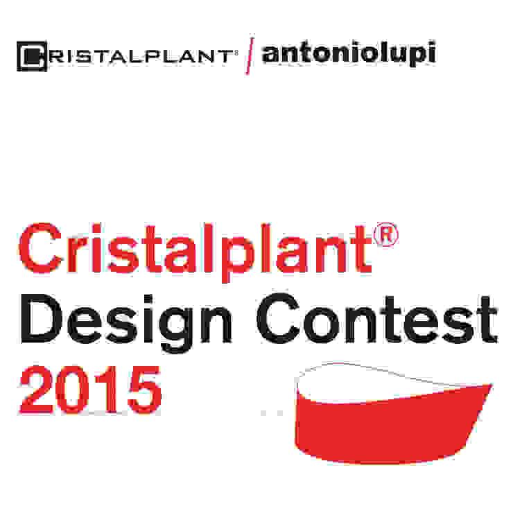 Cristalplant design contest 2015 di CRISTALPLANT Minimalista