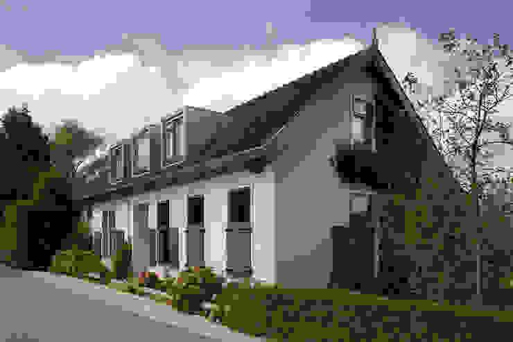 Woonhuis Van As Klassieke huizen van Groeneweg Van der Meijden Architecten Klassiek