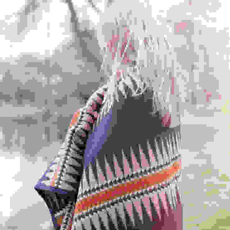 Pendleton Saw Tooth Ridge Wool Blanket: modern  by Fate London, Modern