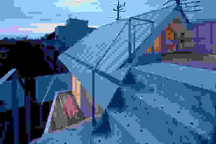 Shakujii-Y house House by 池田雪絵大野俊治 一級建築士事務所