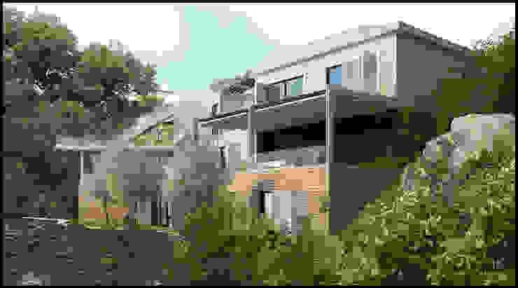 villas de jocnarq marbella arquitectura y urbanismo