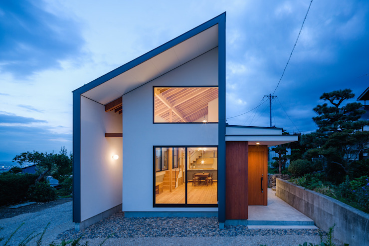 スタジオアウラ一級建築士事務所 Eclectic style houses