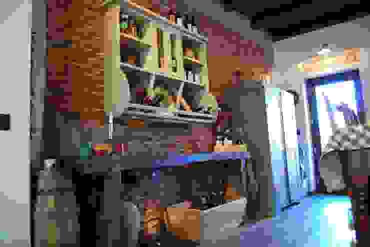 Porte del Passato 廚房收納櫃與書櫃