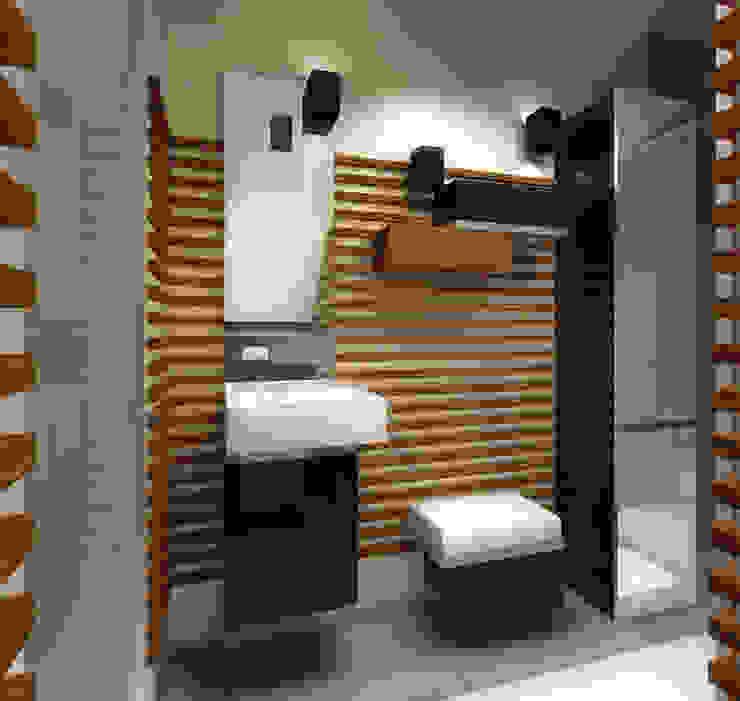 Studio Projektowe Projektive Kamar Mandi Modern