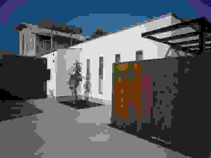 店舗外観 モダンな商業空間 の Arata Architect Studio モダン